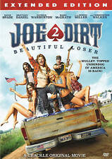 Joe Dirt 2: Beautiful Loser (DVD, 2016)
