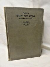 Vintage_Gone_With_The_Wind_Margaret_Mitchell_Civil_War_Military_&_War_Hardcover