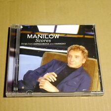 Barry Manilow - Scores Songs From Copacabana & Harmony USA CD MINT Pop #L02