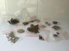 lot de boucles d'oreilles - bijoux - bagues colliers