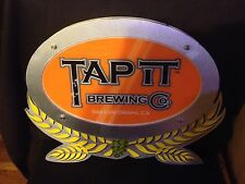 """TAP IT BREWING CO Neon Sign by Zeon Corp 24"""" by 18"""""""