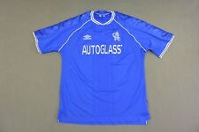 1999-01 UMBRO Chelsea FC Home Shirt SIZE XL
