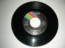 Olivia Newton John  Let Me Be There  Maybe Then I'll Think Of You 45 MCA  VG '73