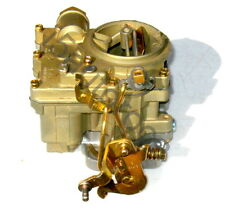 1970 CJ5 JEEP CARBURETOR 2 BARREL ROCHESTER 2GC 225 ENGINE WITH HAND CHOKE