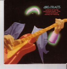 "DIRE STRAITS ""Same""  4 Track Card Sleeve Maxi CD"