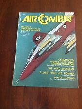 Air Combat Magazine Hawker Siddeley's New Attack Trainer January 1976