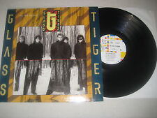 Glass Tiger - The thin red line  Vinyl LP