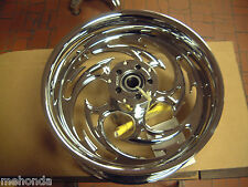2005-07 SUZUKI GSXR 1000  17X6.25 RC COMPONENTS, REAR RIM 367515