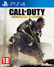 Call of Duty Advanced Warfare PS4 Game Brand New Sealed
