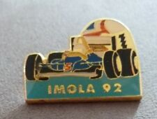 PIN'S F1 FORMULA ONE WILLIAMS GRAND PRIX DE IMOLA 92 CASQUE MANSELL NIGEL