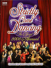 Strictly Come Dancing,The Official Annual 2008 by Alison Maloney, Hardback Book