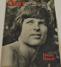 FILMSPIEGEL 18. JULI 1973 - DEAN REED  (FS 162)
