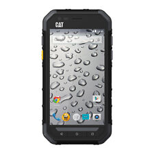 CAT S30 Dual SIM Smartphone - IP68 Water, Dust & Drop Proof - SIM Free - Black