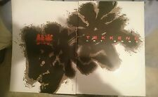 Tekken 6 artbook limited edition