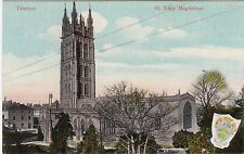 St. Mary Magdalene Church, TAUNTON, Somerset