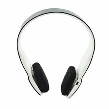 new WiFi Bluetooth V3.0 EDR Headset Headphone w Mic for iPhone Tablet PC Black