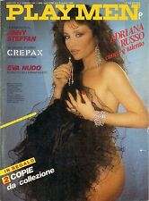 [MR] PLAYMEN 02/1984 ADRIANA RUSSO EVA ROBINS