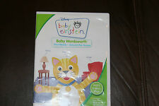 baby einstein dvd- Baby Wordsworth- Little Einsteins Free shipping