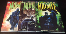 DOCTOR MIDNITE SET 1-3(9.2-9.4)(NM- TO NM)3 ISSUES-DC-MATT WAGNER-SNYDER
