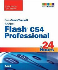 Sams Teach Yourself Adobe Flash CS4 Professional in 24 Hours (4th Edition)