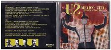 U2 ‎– Mexico City - Sothern Accents - 2 CD  KOBRA RECORDS ‎– KRCD 32-2