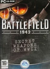 Battlefield 1942: secret des armes de wwii Expansion Pack (PC CD), vent acceptable