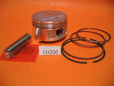 Piston 72mm Rings Wrist Pin Kit Honda CH 250  NO. 13011-KAB-305