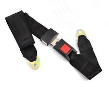 2 point Seat Saftey Belt Harness Kit Go Kart UTV Buggie Single Double M BT11