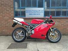 Ducati 998R 2003 Stunning with low miles