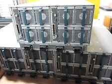 Cisco N20-C6508 UCS 5108 Blade Server Chassis N20-PAC5-2500W N20-I6584 N20-FAN5