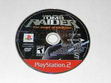 LARA CROFT TOMB RAIDER THE ANGELOF DARKNESS Playstation 2 PS2 Game DISC ONLY