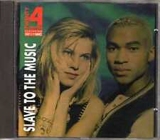 Twenty 4 Seven - Slave To The Music - CDA - 1993 - Eurodance Stay-C Nance
