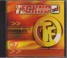 Compilation - Techno Force N°7 - Le CD - 2000 - Trance Omnisounds