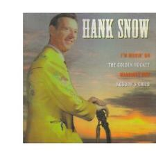Hank snow-Famous Country Music Makers/Castle pulse sanctuary CD 2001 NEUF