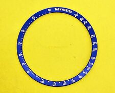 NEW SEIKO BLUE BEZEL INSERT FOR 6138, 6138 0030 CHRONOGRAPH NR-001