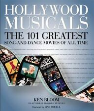 Hollywood Musicals: The 101 Greatest Song-and-Dance Movies of All Time-ExLibrary