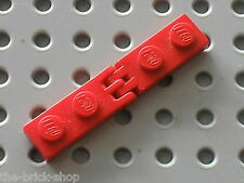 LEGO red hinge plate ref 4275a & 4276a / Set 1972 6621 &  7824  Train Station