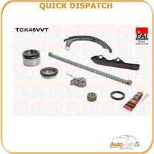 TIMING CHAIN KIT FOR  NISSAN MICRA 1.2 01/03-06/10 3241 TCK46VVT