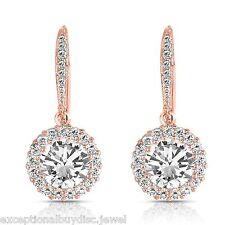 RG 4 CTW LCS* DIAMOND LEVERBACK EARRINGS + FREE GIFT IF REGISTERED IN STORE!