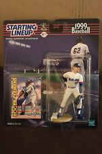 1999 ROGER CLEMENS Starting Lineup Sports Figurine - Toronto Blue Jays