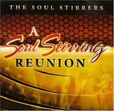 Soul Stirrers - A Soul Stirring Reunion - New Factory Sealed CD
