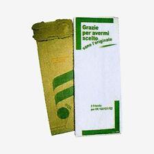 VORWERK Folletto - 8 sacchetti Filtrello per VK120/121/122 senza profumatore