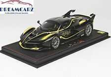 BBR Ferrari FXX K 1/18 P18119GV - Deluxe with Display Case - Limited 99 pcs