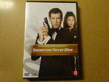 2-DISC ULTIMATE EDITION DVD / JAMES BOND 007 - TOMORROW NEVER DIES