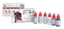 Andrea Miniatures AND-ACS-012 Andrea Color Non Metallic Metal Paint Set