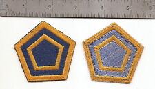 #125  US ARMY 55TH GHOST DIVISION  PATCH