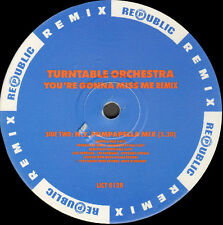 TURNTABLE ORCHESTRA - You're Gonna Miss Me (Remix) - Republic