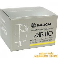 Nagaoka Stereo Cartridge MP-110 from JAPAN F/S with tracking number Genuine NEW