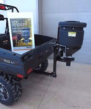 UTV BROADCAST SPREADER for Polaris Ranger XP HD Crew - Rock Salt Sand Ice Melt