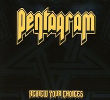 Review Your Choices - Pentagram (2009, CD NUOVO)